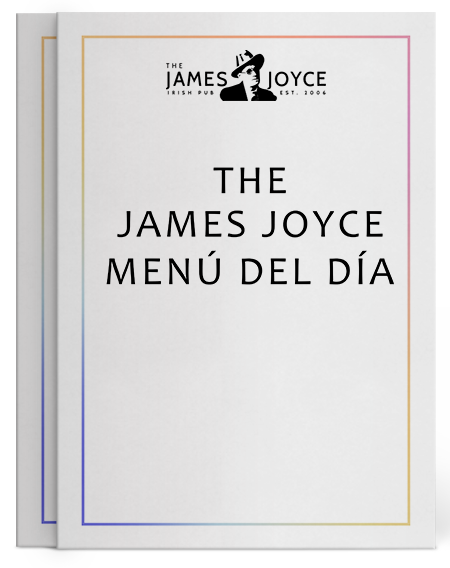 james joyce madrid menu del-dia