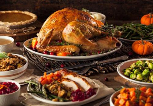 thanksgiving at the james joyce madrid