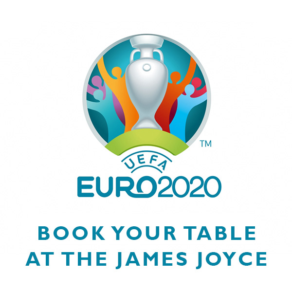 book your table at the james joyce